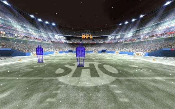 Inside nfl quarterback game screencap